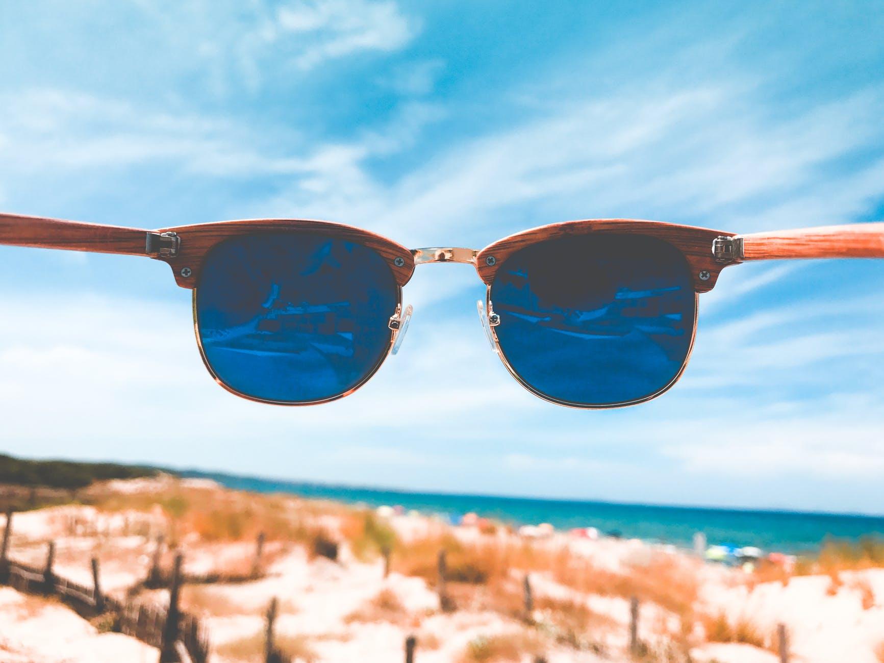 Tips elegir lentes sol